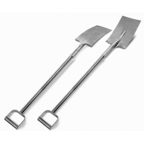 """39"""" Stainless Steel Square Shovel"""