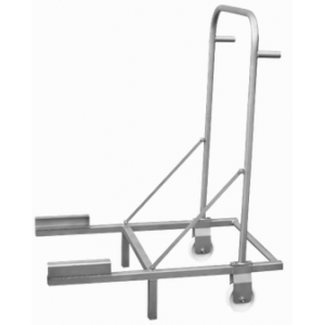 Knock-Down Buggy Wash Frame