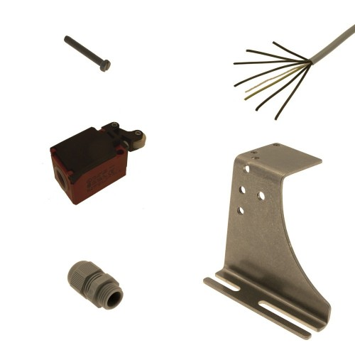 Bracket with cable exploded view 6 Ruhle IR56 No. 210 and Higher