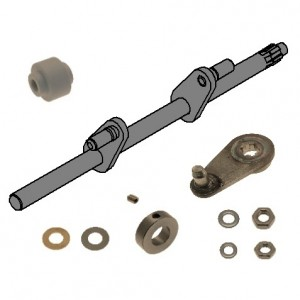 Drive Shaft Exploded View