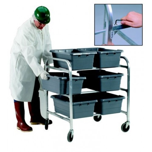 6-Tote Aluminum Knock-Down Dolly