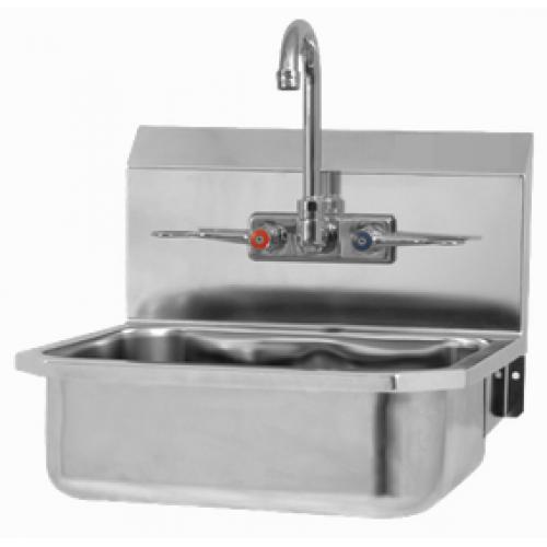 Wall Mount Manual Sink