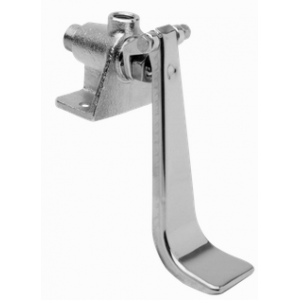 Single Foot Pedal Valve - Long Top Mount
