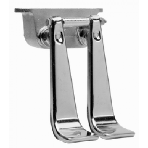 Double Foot Pedal Valve - Long Bottom Mount