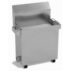 Stainless Steel Knife Sterilizer with Knife Support