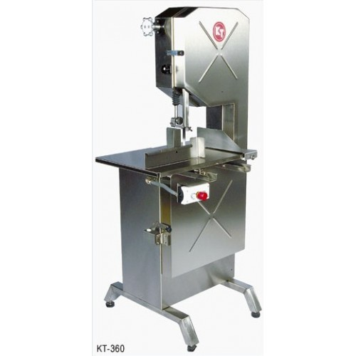 KT Full Stainless Steel Meat Band Saw 360 (Demo ESA certified)