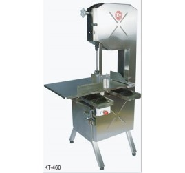 KT Full Stainless Steel Meat Band Saw 460 (Demo ESA certified)