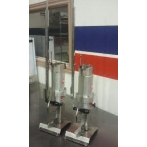 Used Single Sausage Air Clipper KT-MS 2 & MS3
