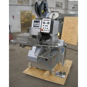 Used POLY CLIP automatic double-clipper FCA 3461