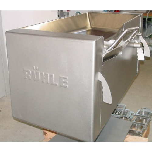 Used Ruhle SR1 Turbo Dicer Cutting Machine