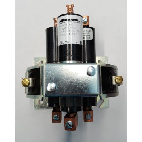 Contactor Mercury 30 Amp 3 Pole 2002-022