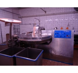 Used Alpina-bowl Cutter PB 500