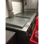 Used Kerres cooking kettle FKK250L