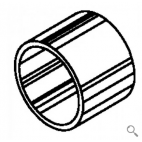 Carriage Rod Bushing