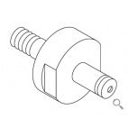 Front Bearing Screw