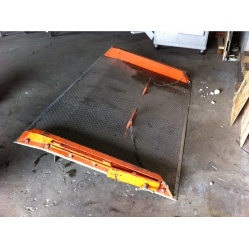 Used Dock Plate