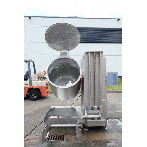 Used RUhle MGR 900, year 2011, with two arms, for sale.