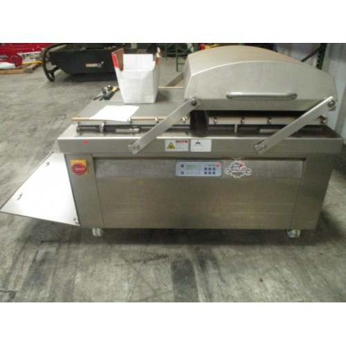 Used Multivac Double Chamber Model C500
