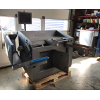 Used Ruhle Slicer SR 2, Gate 8mm