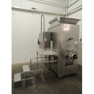 Used Hollymatic mixer grinder