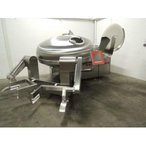 Used Laska vacuumcutter KUX750VAC