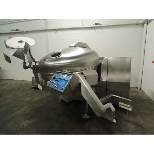 Used Laska vacuumcutter KU500V