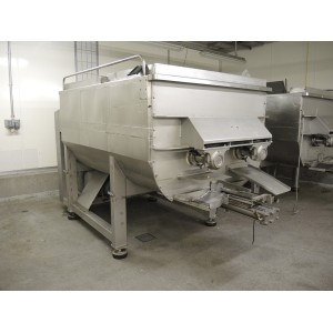 Used Karl Schnell paddle mixer 721