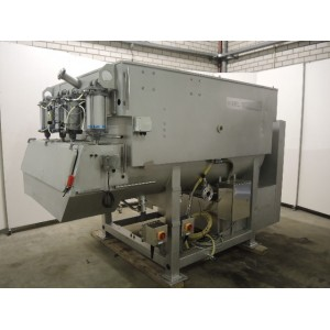 Used Karl Schnell paddle mixer 750