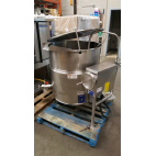 Used Cleveland KEL-60-T 60 Gallon Tilting Jacketed Electric Kettle