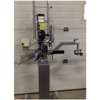 Used Poly-Clip PDC 600 Chub Machine