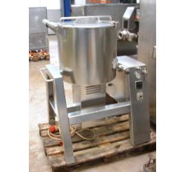 Used Rühle 200 Litre Vacuum Tumbler