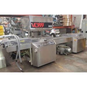Used Rollstock Thermoformer VC999 RS420