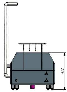 Revic Washer Dimensions